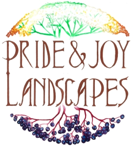 Pride and Joy Landscape Logo for web